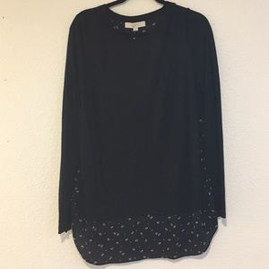 Brand New Sweater Blouse